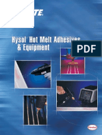 LT3768 Hysol Hot Melt Adhesives and Equipment