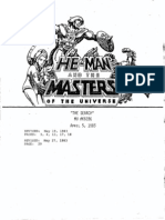 He-Man and The Masters of the Universe 036 - The Search