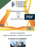 502871346_segunda Semana - Introduccion Al Derecho 2013-1 2do Modulo