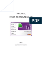 TUTORIAL MYOB 18 - YTWO