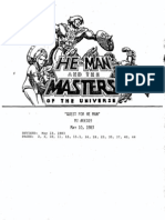 He-Man and the Masters of the Universe 019 - Quest for He-Man