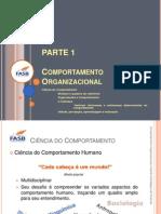 A1 Comportamento Organizacional Parte1