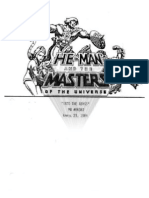 He-Man and the Masters of the Universe  Into the Abyss