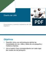 "CAPITULO I – ""DISEÑO DE LAN"""