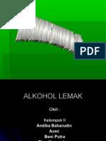 Alkohol Lemak