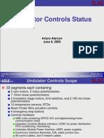 alarcon_undulatormotioncontrolstatus-alarcon-fac-6-2009.ppt
