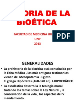 HISTORIA DE LA BIOÉTICA 3
