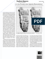 Der Artemidor-Papyrus Ist Das Produkt Einer Digitalen Reproduktion -L.Bossina