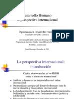 Clase 14 Diplomado DH - La Dimension Internacional