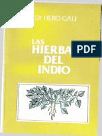 Hierbas de Indio