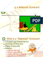 2. Balanced Scorecard Development
