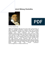 sejarah Statistika