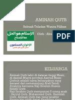AMINAH QUTB