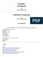 Turner Syndrome Orientation-Denmark