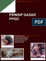 Prinsip Dasar PPGD
