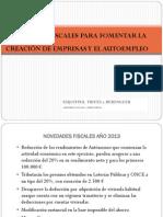 126819_INCENTIVOS FISCALES PARA FOMENTAR LA CREACIÓN DE EMPRESAS
