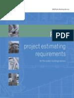 Building Services Project Estimation