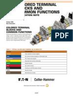 REF Terminalblockcolors