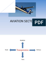 Aviation Sector in India