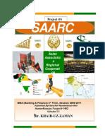 Saarc Project