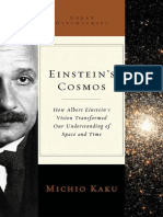 Michio Kaku - Einstein's Cosmos, How Albert Einstein's Vision Transformed Our Understanding of Space and Time