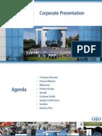 SJS Corporate Presentation (1)