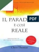 Il Paradiso e' Cosi' Reale