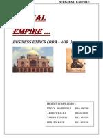 52007355 Mughal Empire
