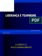 Liderança e Teamwork - Slides
