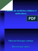 LP 1 - Microscopie Optica +