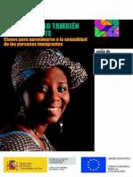 """Guía para profesionales """"Sexualidad e Inmigración"""" (UNAF)"""