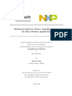 Wideband Doherty Power Amplifier Design for Base Station Application