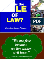 02 the Rule of Law - An Overview