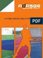 Catalogo - Equipamiento Adaser