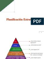 Planificacion Estrategica y Tactica