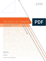 The myth of transit