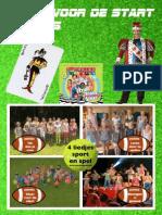 Liedjes Klaar Voor de Start Kinderboekenweek 2013 Sport en Spel