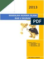 Agama Islam XII IPA Bab 5 Munakahat