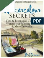 Watercolour Secrets eBook