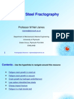 Fractography Steel