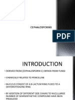 Cephalosporins Latest part 2