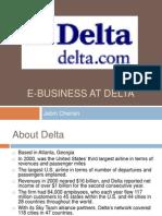 E-Business at Delta Jebin M1020