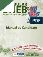 Www.vestibular2014.Uneb.br Wp-content Themes Vestibular Docs Manual Candidato Presencial 2014