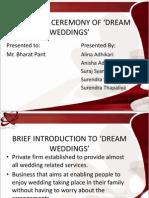 wedding planner project