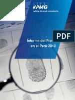 Fraude en Perú 2012