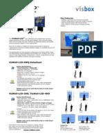 VisWall LCD Datasheet