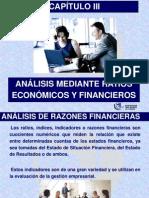ANÁLISIS MEDIANTE RATIOS ECONÓMICOS Y FINANCIEROS