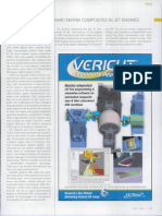 Ge Aviation to Use Ceramic Matrix Composites in Jet Engines