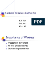Wireless Networks Basics