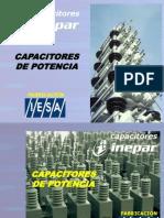 Banco de Capacitores-condensadores